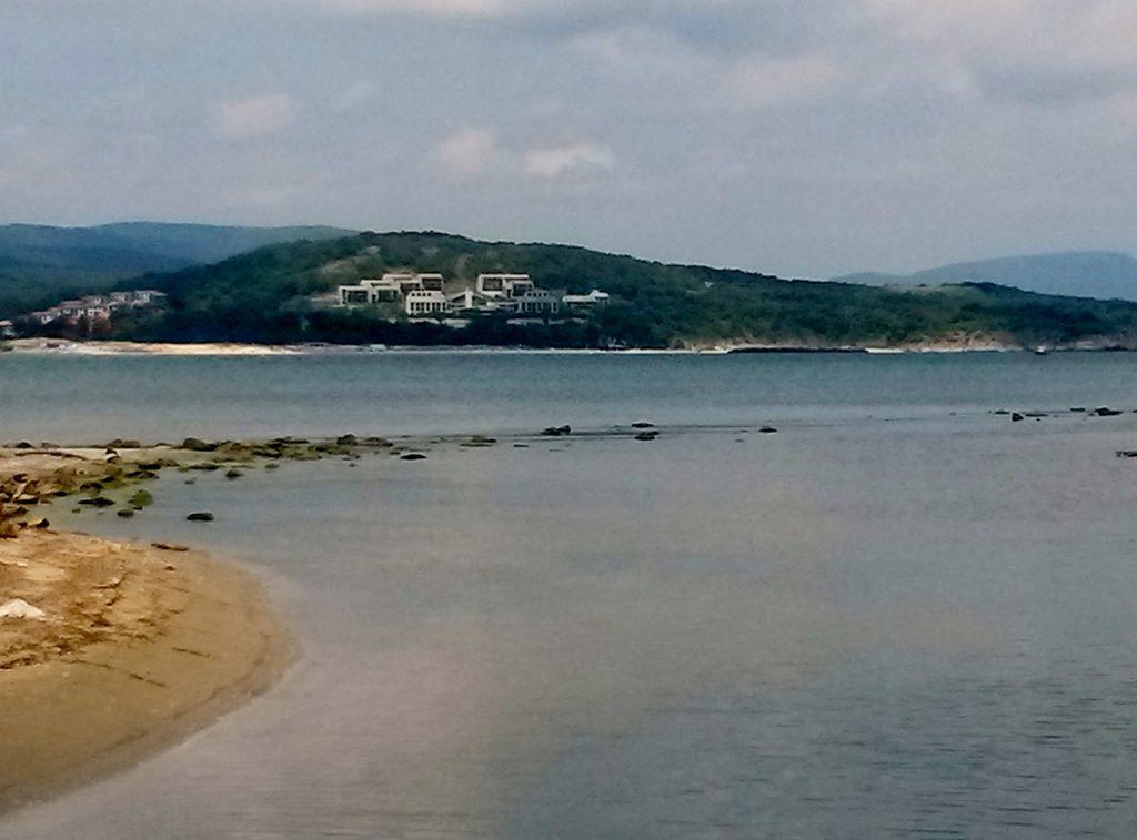 lake in bulgaria