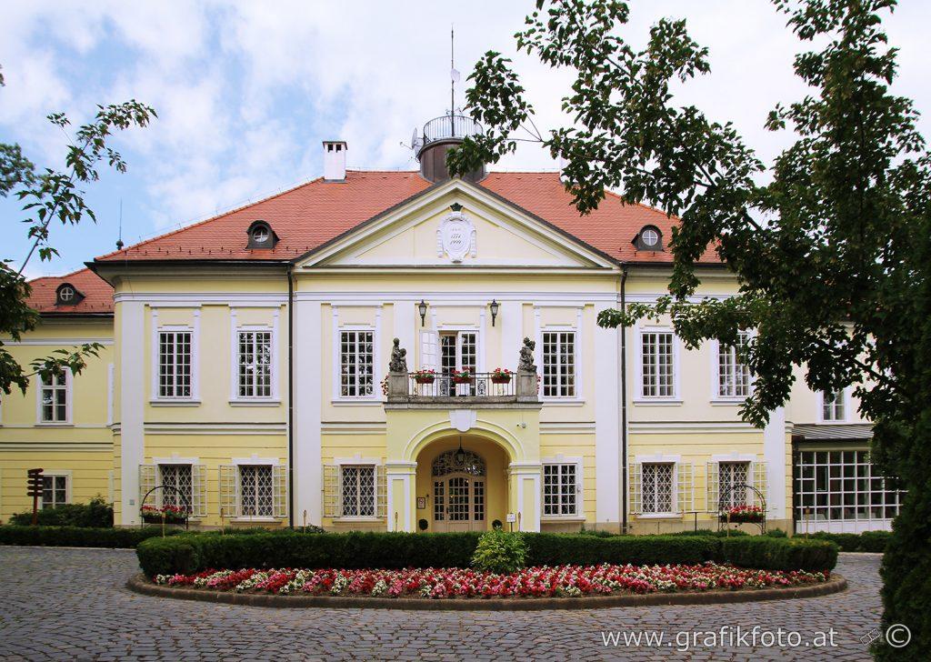 Herrschaftlich logieren im Schloss
