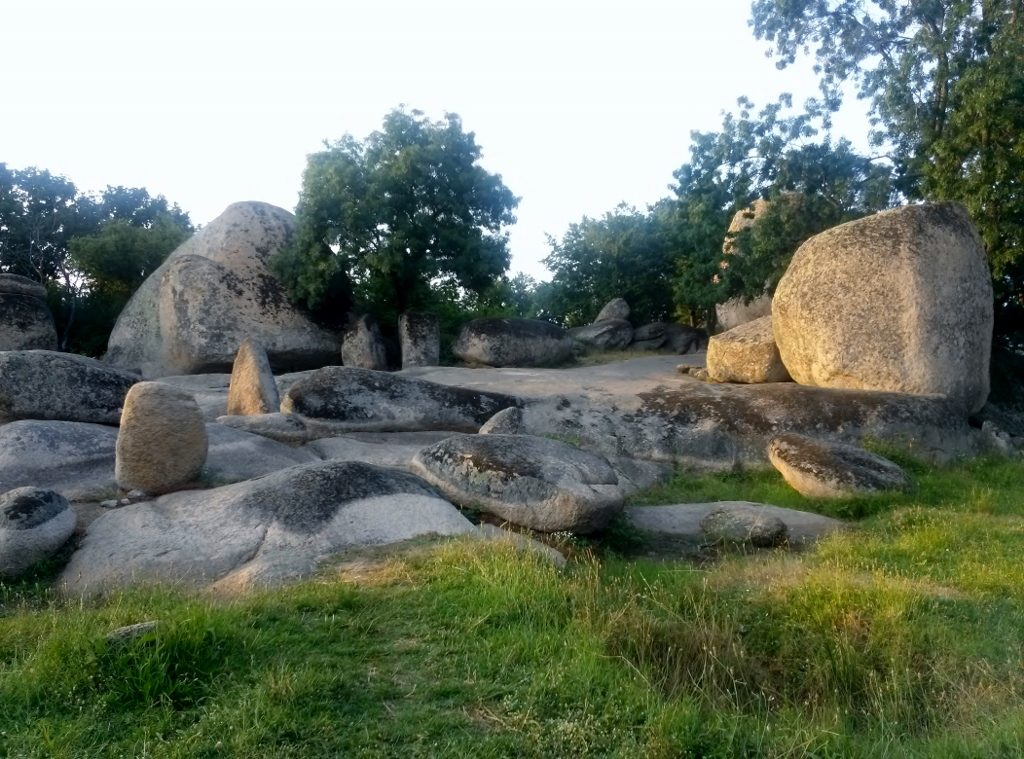 megalith culture in bulgaria