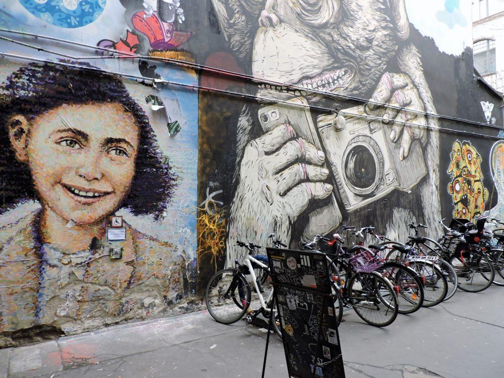 Street Art, Berlin eine Stadt am Puls der Zeit