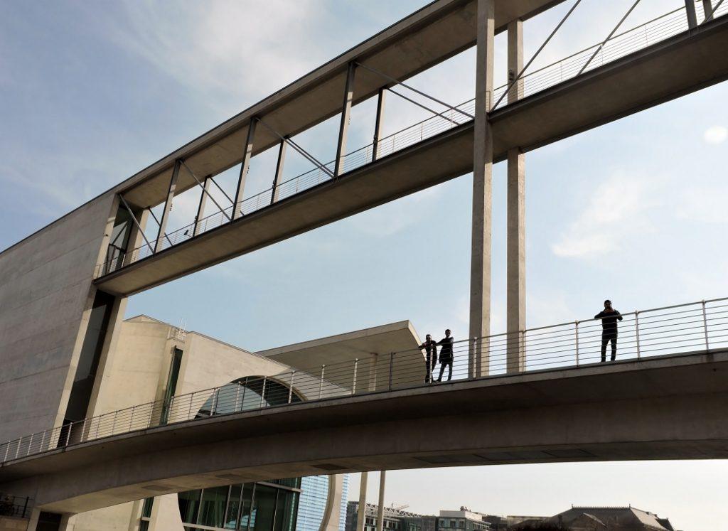 Architektur, Berlin eine Stadt am Puls der Zeit