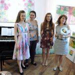 Frauengruppe, Galerie Toplev