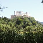 Festung in Salzburg