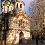 orthodoxe Kirche, Moldawien Reise