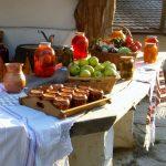 Produkte im Ökodorf Moldawien