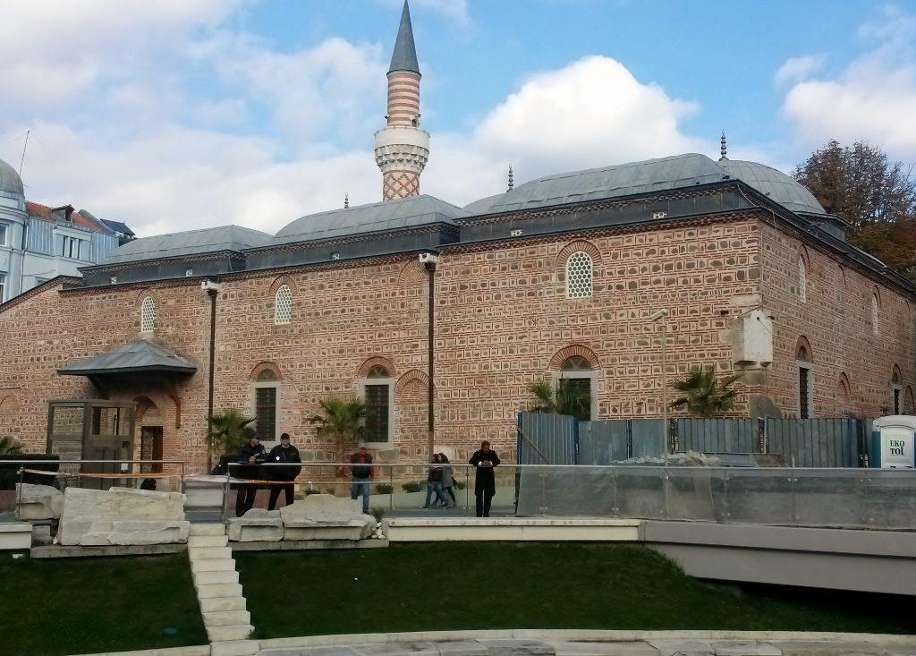 Moschee in der Plovdiv - Altstadt