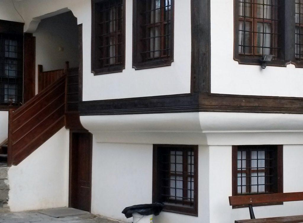 eine Sehenswürdigkeit in der Plovdiv - Altstadt