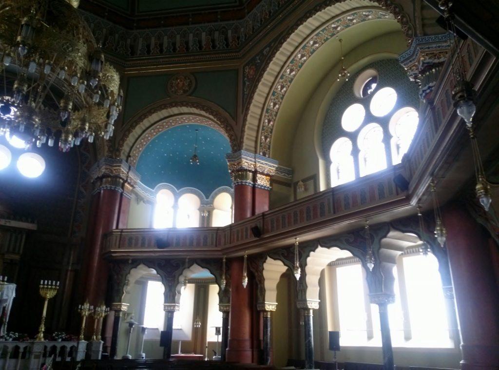 die Synagoge ist eine der Sofia Sehenswürdigkeiten