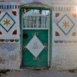 Eingangstor eines Hauses_Moldawien