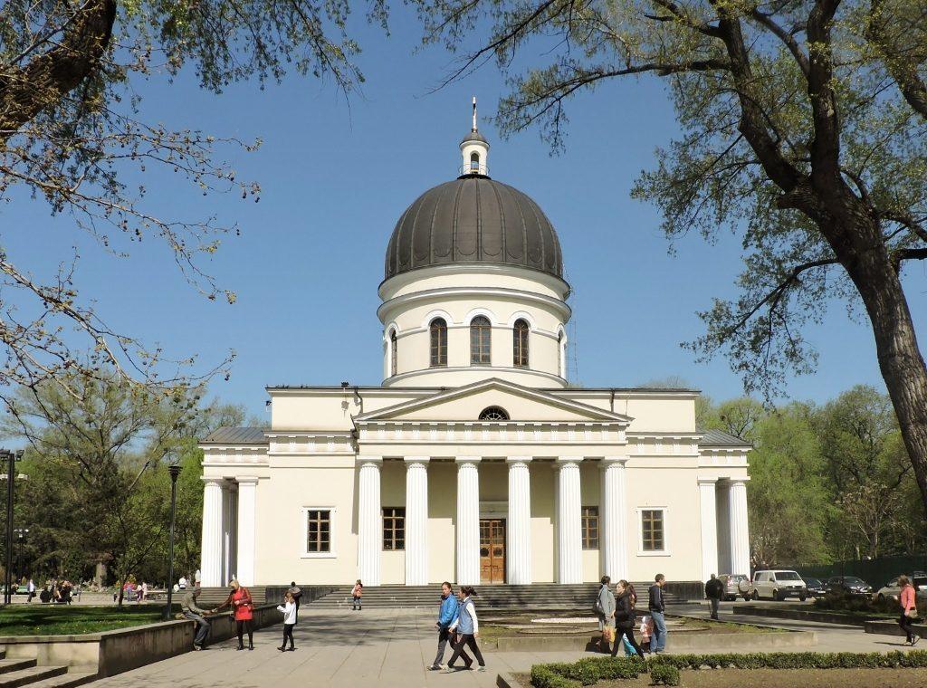 Kishnev (Chisinau) orthodoxe Kathedrale