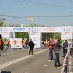 Ziel eines Marathons, Moldawien