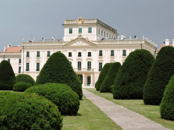 Schloss Esterházy Ungarn, in Fertöd