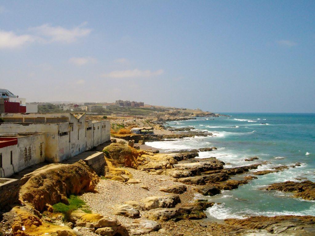 Asilah Marokko ein charmanter Küstenort am Mittelmeer