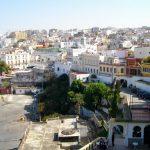 ein Blick auf_Tanger_Marokko