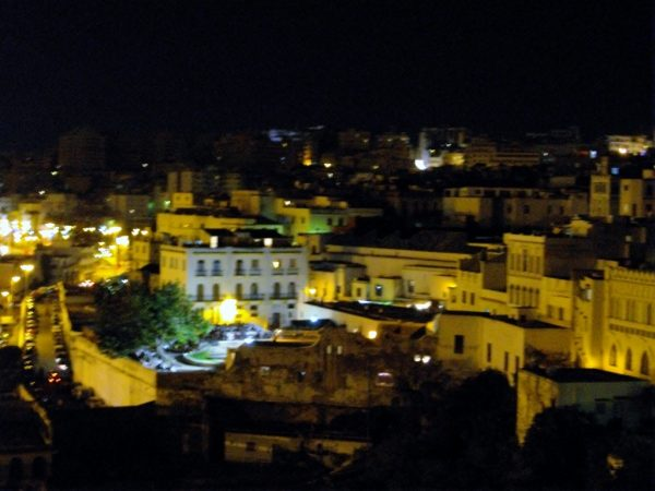 Tanger - night and day, Impressionen