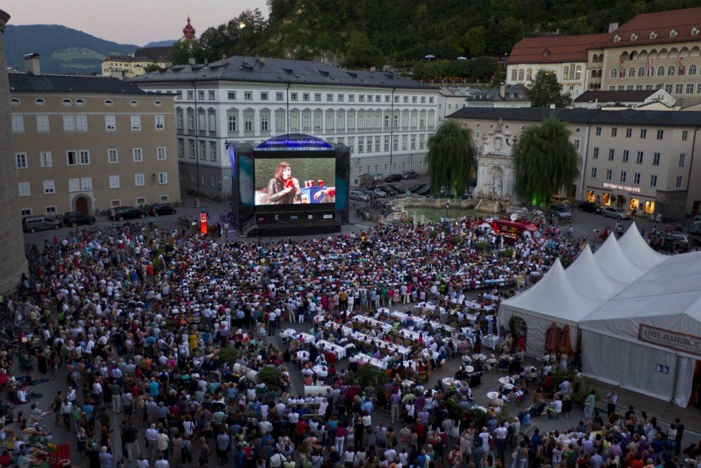 Salzburger Festspiele 2012_Salzburg