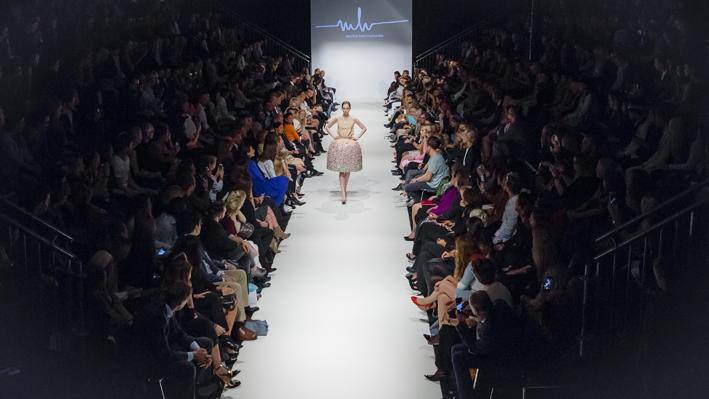 Vienna Fashion Week Show Laufsteg Präsentation Wien