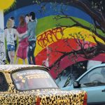 Street Art Berlin an der Mauer