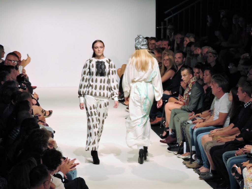 Laufsteg Vienna Fashion Week