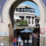 das Stadttor Bab Boujeloud_Fes