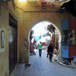 Impressionen einer orientalischen Stadt - Fès