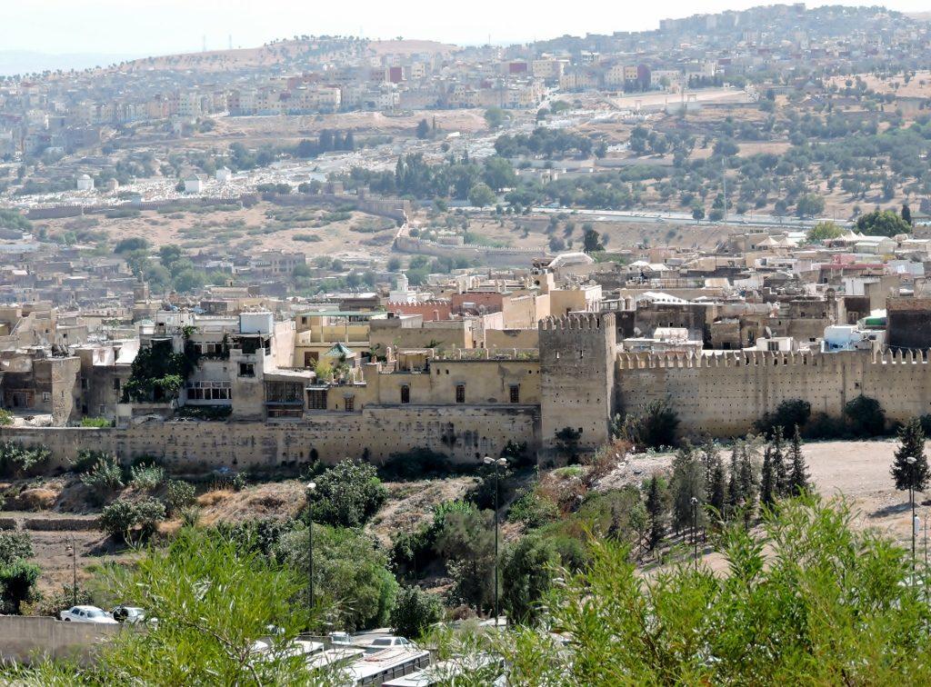 Marokko Sehenswürdigkeiten, Fes