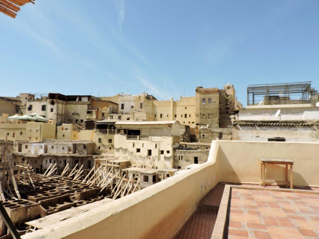 Fès el bali - spirituelle Stadt Marokkos