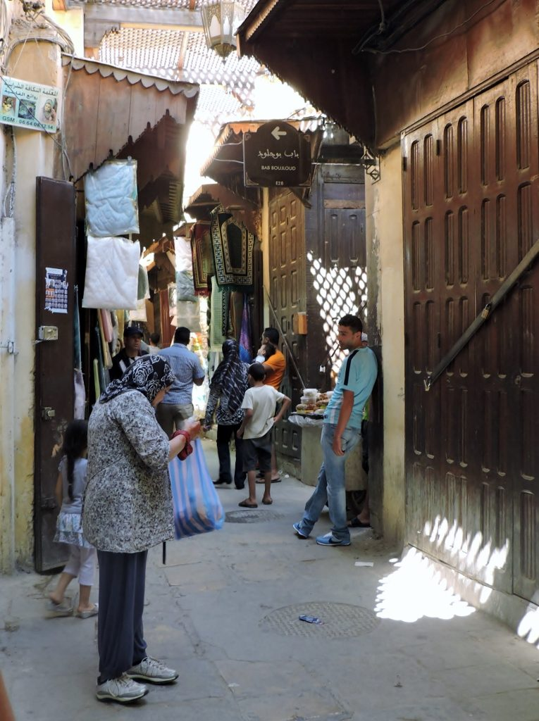 Medina_Fés_Marokko_kultur