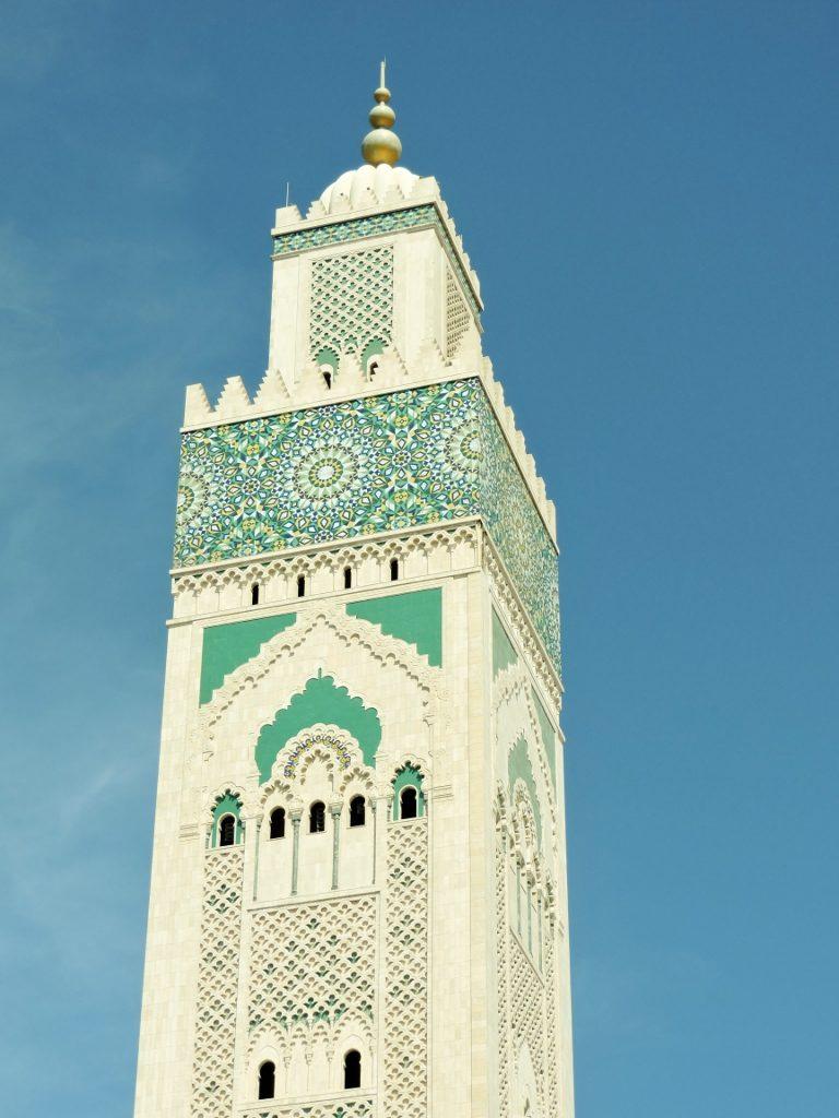 Moschee Casablance, Marokko Sehenswürdigkeiten