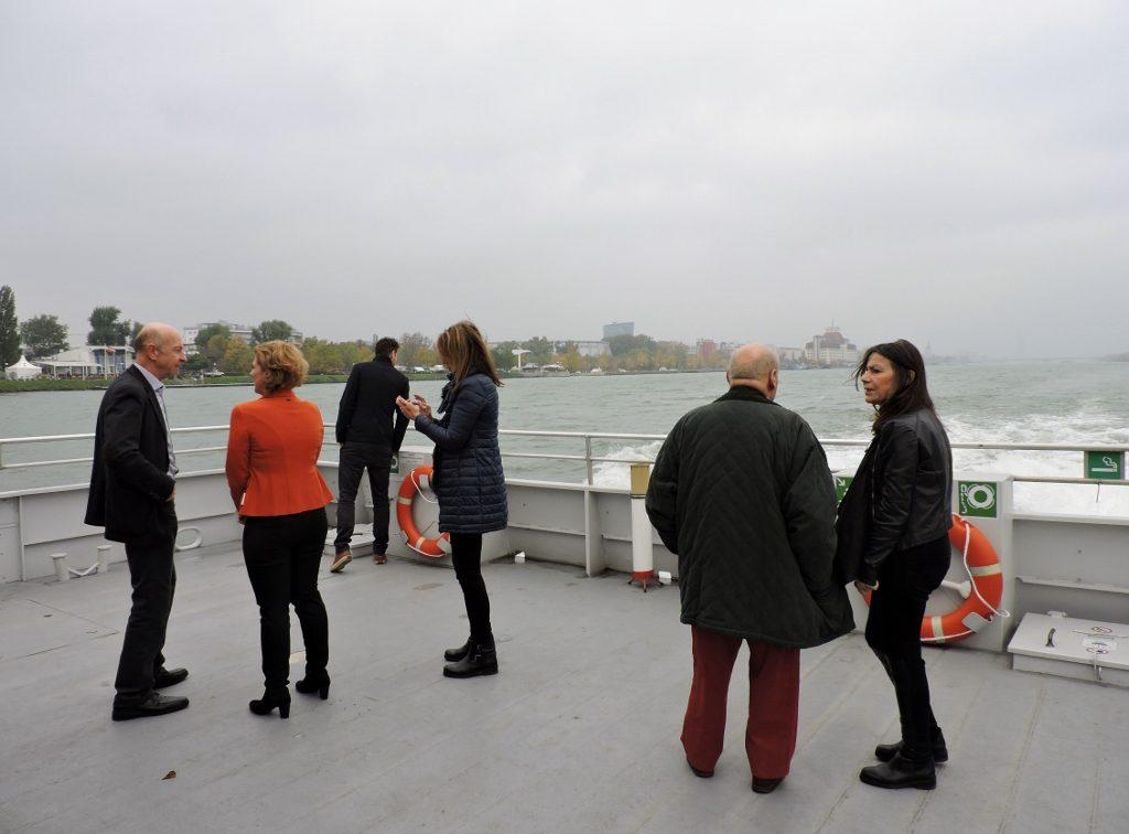 Reisen auf dem Schiff, ReiseSalon2015