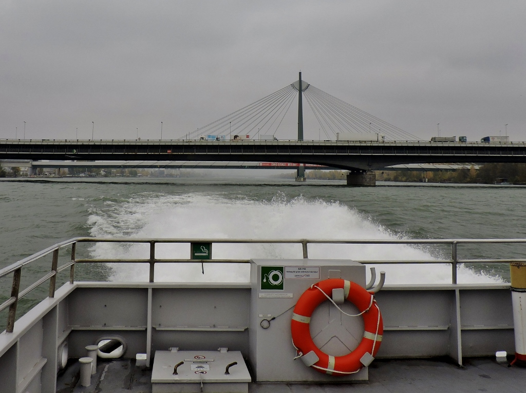Reisen auf Schiff