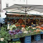 Gemüsestand am Alten Markt_Salzburg