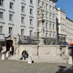 der Floriani-Brunnen am Alten Markt_Salzburg