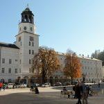 Goldener Herbst in Salzburg