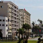 Stadt und Bürohäuser_Casablanca