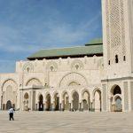 große Moschee von Casablanca