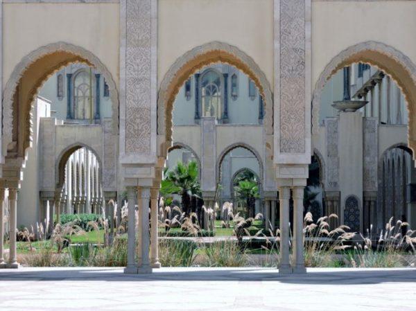 Moschee in Casablanca Kultur