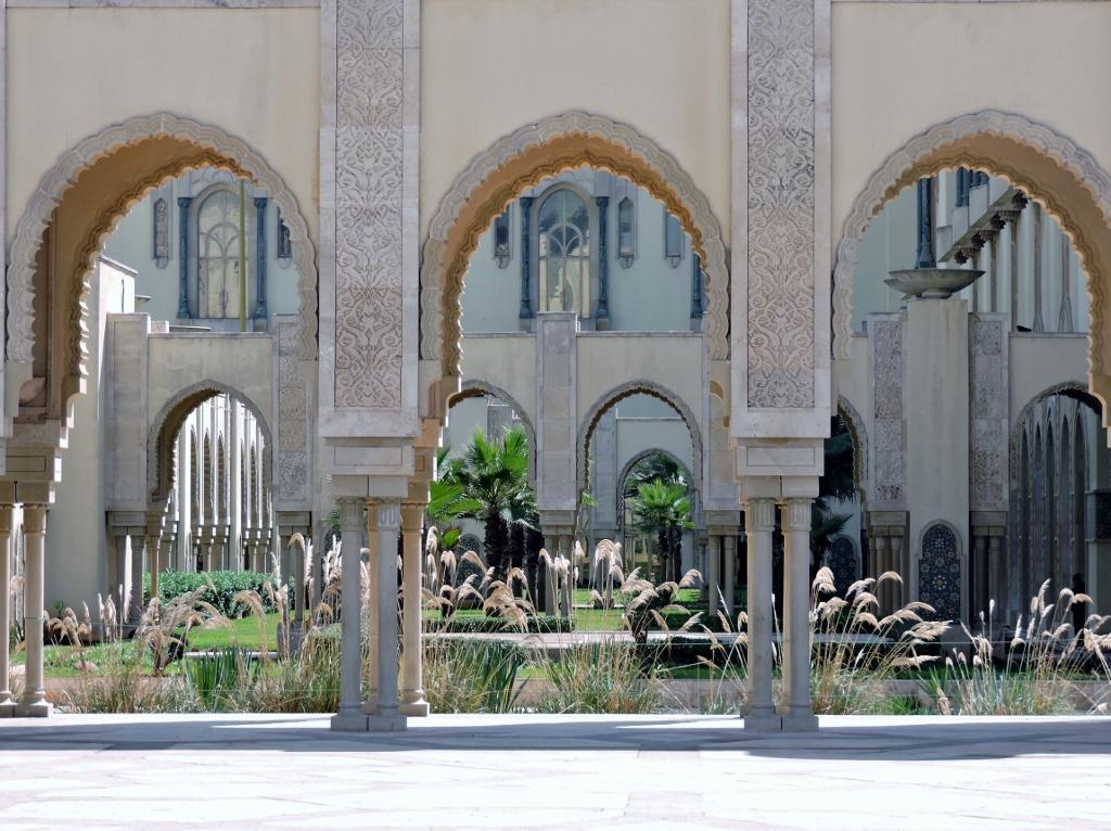 Moschee_Casablanca_Kultur