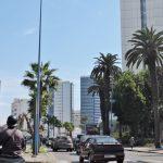 Verkehr in Casablanca