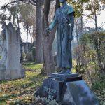 Rudolf von Alt Grab am_Wiener Zentralfriedhof