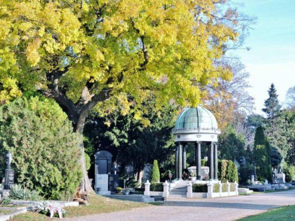 Der Wiener Zentralfriedhof - ein Spaziergang