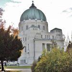 Jugendstil_Friedhofskirche am Wiener Zentralfriedhof