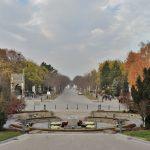 Wiener Zentralfriedhof Spaziergang