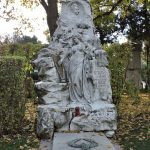 Johann Strauss Grab am_Wiener Zentralfriedhof