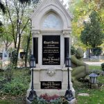 Ehrengrab von Eduard Strauss am Wiener Zentralfriedhof, Wien