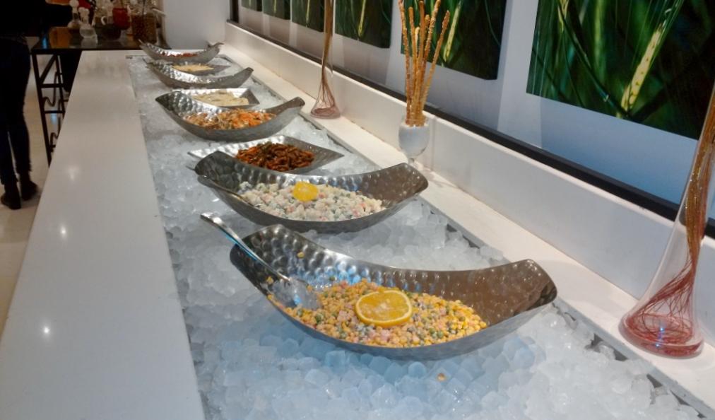 Buffet im Landmark_Hotel_Amman