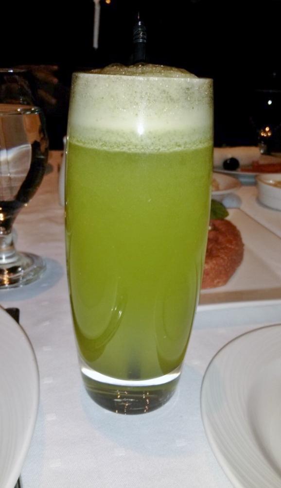 Limonen-Minze Getränk_Jordanien