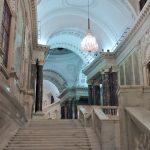 Wien Hofburg - Stiegenaufgang Innen
