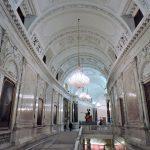 Hofburg Wien - imperialer Raum