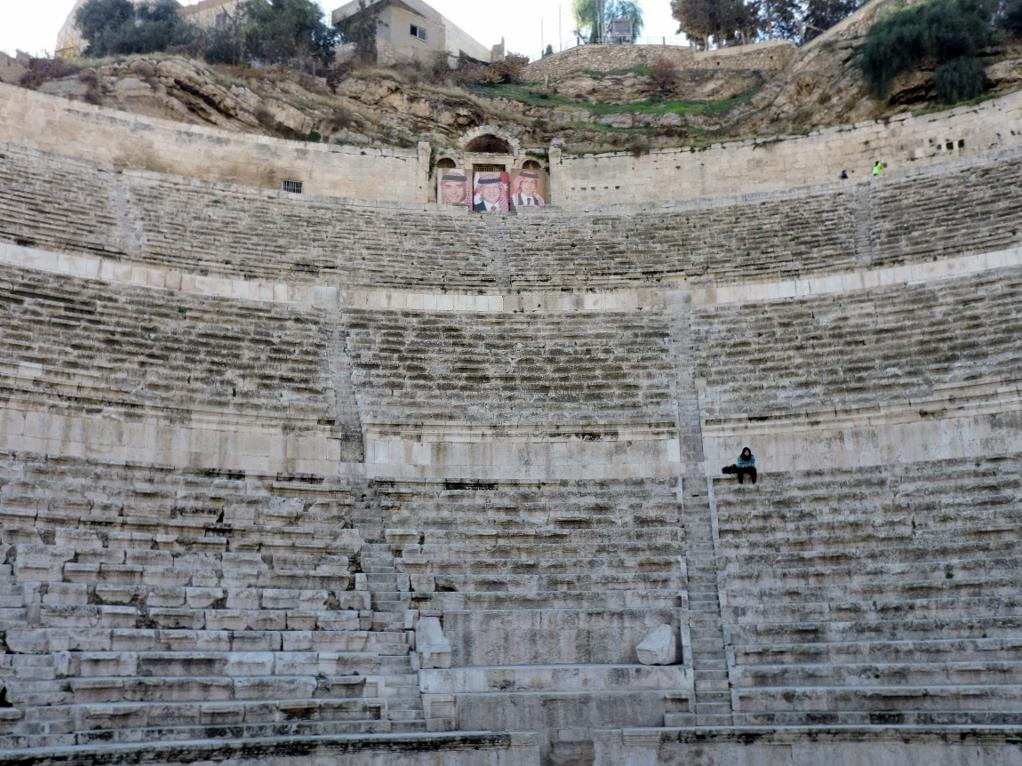 von Amman zum Toten Meer_Jordanien_Kultur